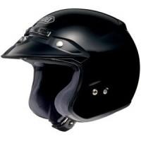 Shoei  RJ Platinum R - Gloss Black