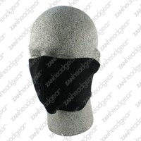 Neoprene Half Mask, Black