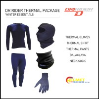 Dririder Thermal Package