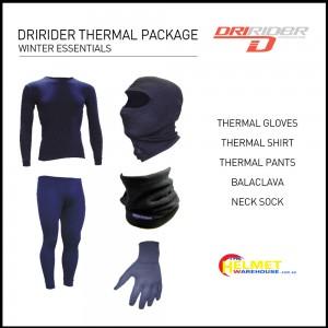 Dririder Thermal Package