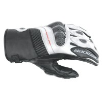 Dririder Speed 2 Ladies Short Glove - Black/White