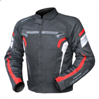 Dririder Air-Ride 4 Jacket - Black/Red