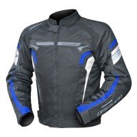 Dririder Air-Ride 4 Jacket - Black/Blue
