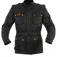 RST Isle Of Man 3/4 Wax Cotton Jacket