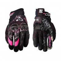 Five Stunt Evo Ladies Glove - Pink