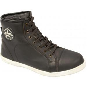 Motodry Urban Leather Boot - Black