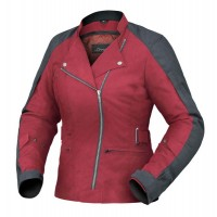 Dririder Cruise Ladies Jacket - Cherry