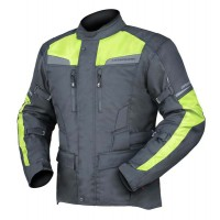 Dririder Compass 2 Kids Jacket - Black/Yellow