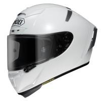 Shoei X-Spirit III White + FREE TINT VISOR - ETA: JANUARY