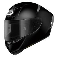 Shoei X-Spirit III Gloss Black + FREE TINT VISOR