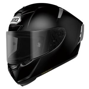 Shoei X-Spirit III Gloss Black + FREE DARK TINT VISOR