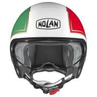 Nolan N21 Italy Metal White