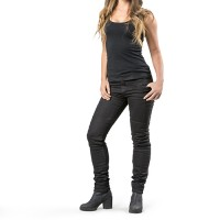 Draggin Twista Ladies Kevlar Jean - Black