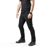 Draggin Twista Kevlar Jean - Black