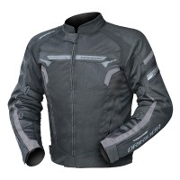 Dririder Air-Ride 4 Jacket - Black/Grey