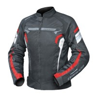 Dririder Air-Ride 4 Ladies Jacket - Black/Red