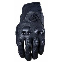Five Stunt Evo Leather Air Glove - Black