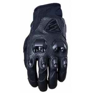 Five Stunt Evo Leather Air Glove - Black