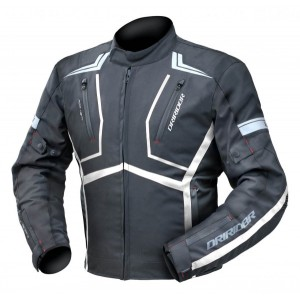 Dririder Strada Jacket - Black/White
