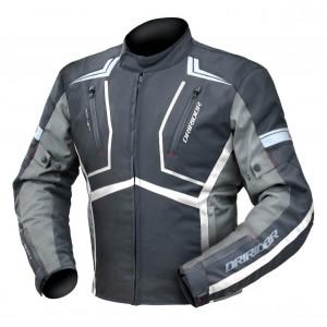 Dririder Strada Jacket - Black/White/Anthracite
