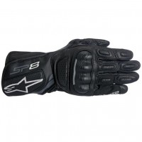 Alpinestars Stella SP-8 v2 Ladies Glove - Black