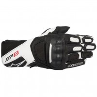 Alpinestars SP-8 v2 Glove - White