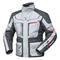 Dririder Vortex Adventure 2 Jacket - Grey/Black - ETA: MARCH