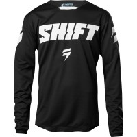 Shift WHIT3 97 Youth Jersey - Black