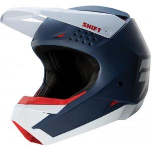 Shift Whit3 Label Matt Navy Helmet