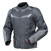 Dririder Nordic 3 Airflow  Jacket - Black/Grey