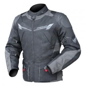 Dririder Nordic 3 Airflow  Jacket - Black/Grey