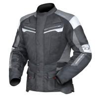 Dririder Apex 4 Airflow Jacket - Black/White/Grey
