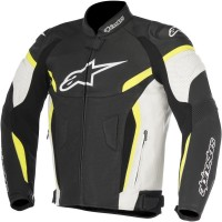 Alpinestars GP Plus R V2 Airflow Leather - Yellow