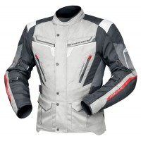 Dririder Apex 5 Jacket - Grey/White/Black