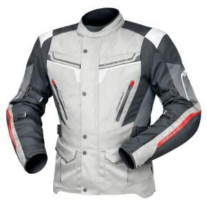 Dririder Apex 5 Jacket - Grey/White/Black