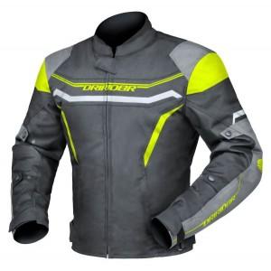 Dririder Grid Jacket - Black/Yellow