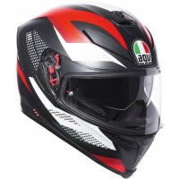 AGV K-5 S Marble Matt Red