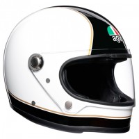 AGV Super AGV X3000 Black/White