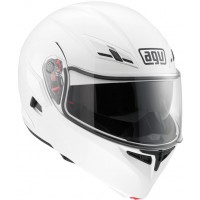 AGV Compact ST White - LIMITED SIZING