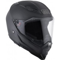 AGV AX-8 Naked Carbon