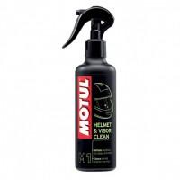 Motul M1 Helmet/Visor Clean