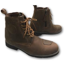 Merlin Ashton Boot - Brown