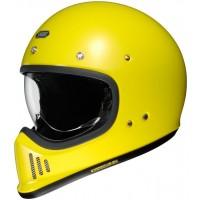 Shoei EX-Zero Brilliant Yellow + FREE INTERNAL TINT VISOR
