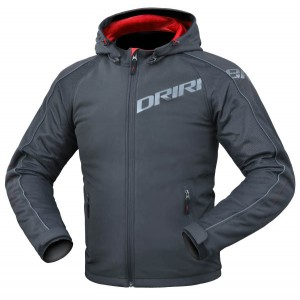 Dririder Atomic Hoody - Black