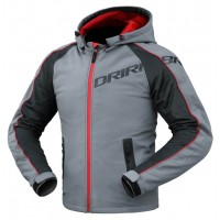 Dririder Atomic Hoody - Grey